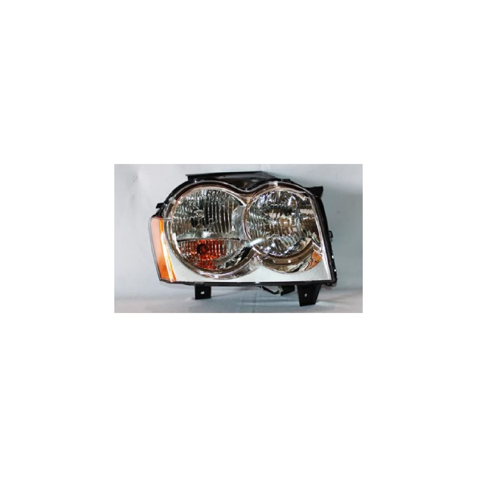 05 07 JEEP GRAND CHEROKEE HEADLIGHT SET