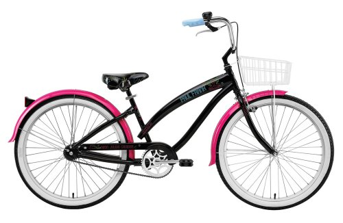 Nirve Paul Frank Neon Julius Women's Cruiser Bike (26-Inch Wheels)