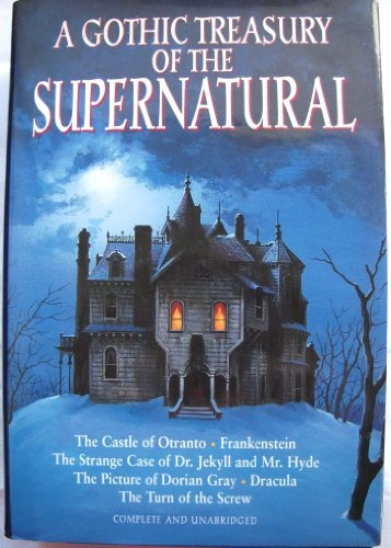Gothic Treasury of the Supernatural