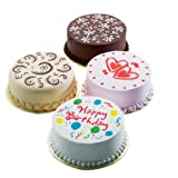 Wilton Cake Stencils, Pack of 4