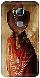 KSC Desgine Hard Back Case Cover For Huawei Honor 5X