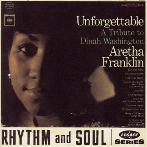 Aretha Franklin - A Tribute To Dinah Washington (CD6) - Zortam Music