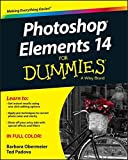 img - for Photoshop Elements 14 For Dummies by Barbara Obermeier (2015-10-05) book / textbook / text book