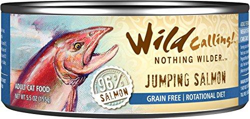 Wild Calling Jumping Salmon
