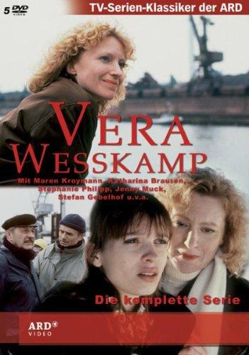 Vera Wesskamp (20 Folgen, 5 DVDs)