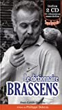 echange, troc Garitte Jean-Louis - Le dictionnaire Brassens (2CD audio)