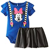 Disney Baby-Girls  2 Piece Skirt Set