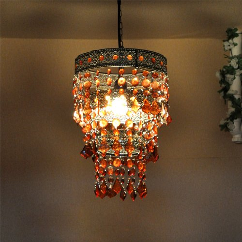 how about 10 nepal traditional 3 tiers crystal hanging porch pendant