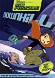 img - for Disney's Kim Possible: Downhill - Book #4: Chapter Book book / textbook / text book