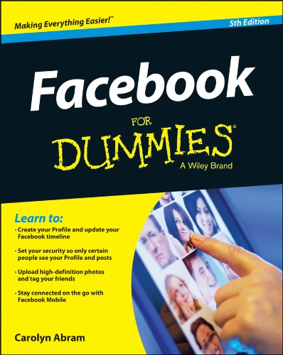 Facebook For Dummies (For Dummies (Computer/Tech))