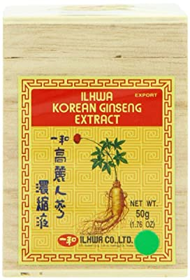 Il Hwa Korean 50g Ginseng Extract from Natures Choice Ltd