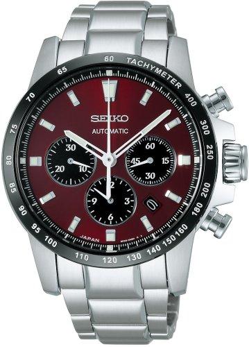 SEIKO (セイコー) 腕時計 BRIGHTZ PHOENIX ブライツ フェニックス メカニカル クロノグラフ SAGK005 メンズ