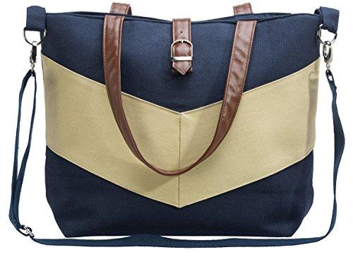 Urban Mom, Stylish Diaper Bag, Tote Style, Chevron Stripe