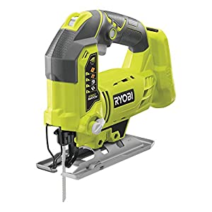 Ryobi R18JS-0 ONE+ 18V Jigsaw with LED  (Body Only)
