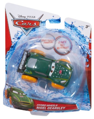 Disney/Pixar Cars, Hydro Wheels, Nigel Gearsley Bath Vehicle - 1