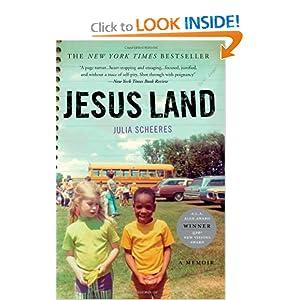 Jesus Land - A Memoir Julia Scheeres