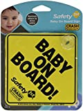 "Safety 1st ""Baby On Board"" Sign (Discontinued by Manufacturer)"