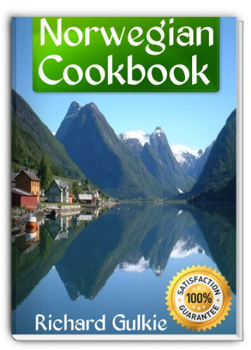 Norwegian Cookbook by Richard Gulkie