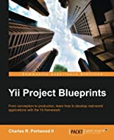Yii Project Blueprints Front Cover
