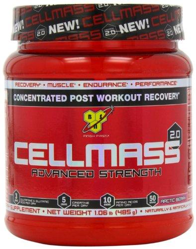BSN Bsn Cellmass Diet Supplement, Arctic Berry, 1.06 Pound