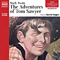 The Adventures of Tom Sawyer Audiobook by Mark Twain Narrated by Garrick Hagon