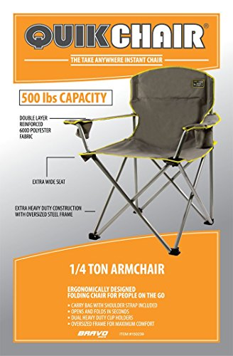 Quik Chair Heavy Duty Folding Camp