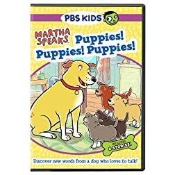 Martha Speaks: Puppies Puppies Puppies
