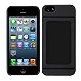 Bluevision OsaifuSlim for iPhone 5s/5 プレアデスダイレクト限定品 Black