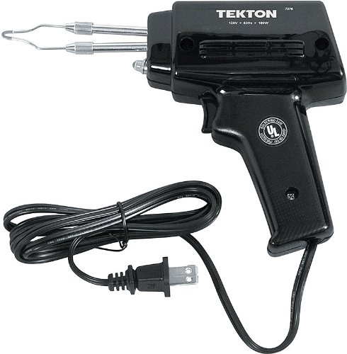 Black Friday TEKTON 7278 100-Watt Soldering Gun Deals