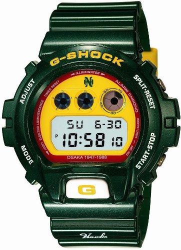 CASIO(カシオ) 腕時計 G-SHOCK ホークス コラボレーションモデル DW-6900BHAWKS-3JR メンズ 限定モデル