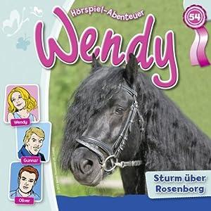 Sturm über Rosenborg (Wendy 54) Hörspiel