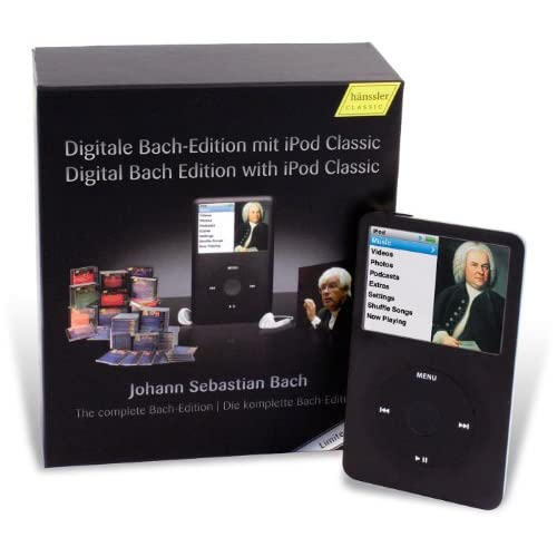 Digital-Bach-Edition-With-Ipod-Classic-J-S-Bach-CD