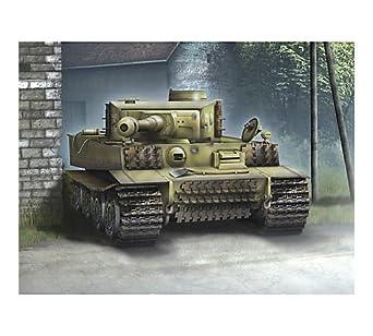 1/72 タイガーI ハイブリッド フェールマンタイガー部隊