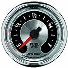 Auto Meter 1209 American Muscle 2-1/16 Fuel Level Gauge