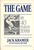 img - for The game: My 40 years in tennis book / textbook / text book