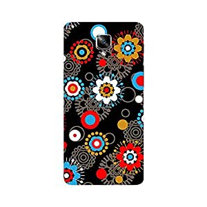One plus 3 Cover - Hard plastic luxury designer case for one plus 3-For Girls and Boys-Latest stylish design with full case print-Perfect custom fit case for your awesome device-protect your investment-Best lifetime print Guarantee-Giftroom 438