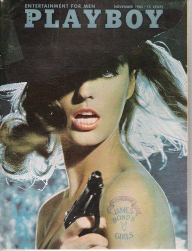 Playboy Magazine, November 1965