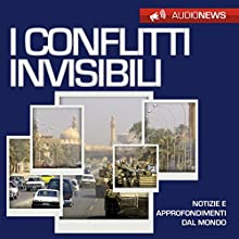 I conflitti invisibili Audiobook by Andrea Lattanzi Barcelò Narrated by Maurizio Cardillo