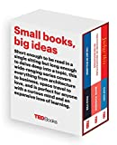 img - for TED Books Box Set: The Creative Mind: The Art of Stillness, The Future of Architecture, and Judge This book / textbook / text book