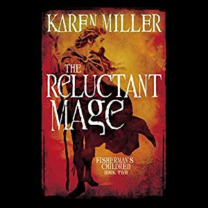 The Reluctant Mage Audiobook