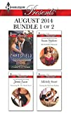 img - for Harlequin Presents August 2014 - Bundle 1 of 2: Billionaire's Secret\Uncovering Her Nine Month Secret\His Forbidden Diamond\Taming the Notorious Sicilian book / textbook / text book