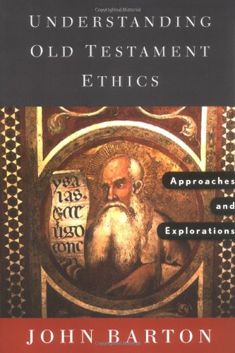 an analysis of ethical values in the old testament Our ethical values today descend primarily from a christian ethic in which a truly ethical decision, we are told, must be spontaneous, undirected, free - the individual's unfettered and uncoerced response to each the mosaic covenant is the best example of ethical values and norms in the old testament.