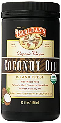 Barlean's Organic Oils Virgin Coconut Oil