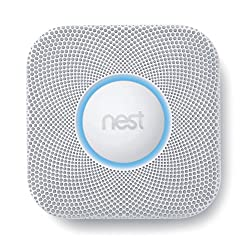 Nest Protect Smoke and Carbon Monoxide Alarm (Battery) by Nest