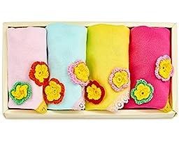Best Baby Bibs, Bandana Bib - Ideal for Drooling, Teething Baby Girls - 100% Cotton Drool Bibs Gifts Set