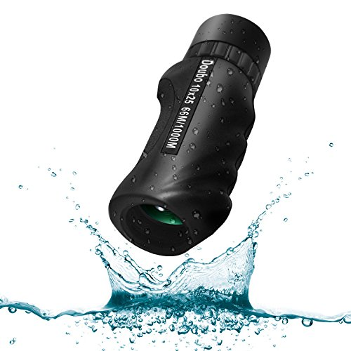 Why Should You Buy Portable and High-End Pocket Monocular for Camping by Doubo