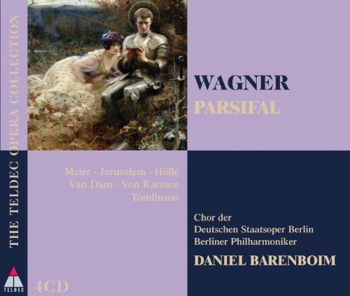 Parsifal - Wagner - CD
