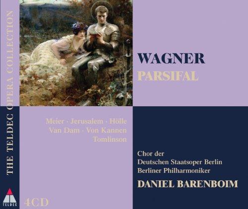 Parsifal – Wagner – CD