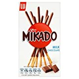 Mikado Milk Chocolate Biscuit 75g case of 6