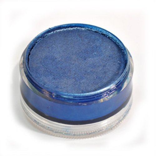 Wolfe Face Paints - Metallic Blue M70 (3.17 oz/90 gm)